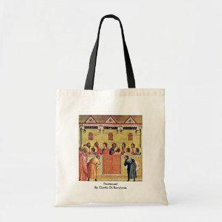 Pentecost de Giotto Di Bondone Bolsa