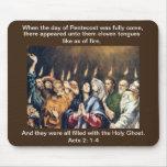 Pentecost - Mousepad