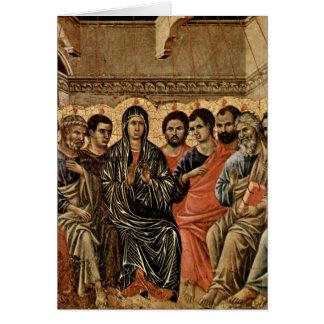 Pentecost por Duccio Felicitacion