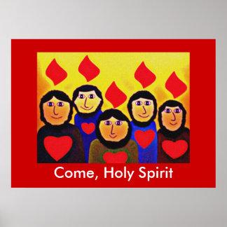 Pentecost Póster