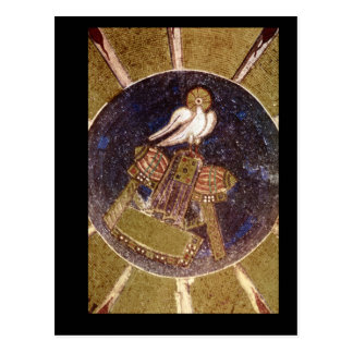 Pentecost: The Holy Ghost'_Art of Antiquity Postcard