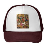 Pentecostal Miracles And Resurrection By Meister D Trucker Hat