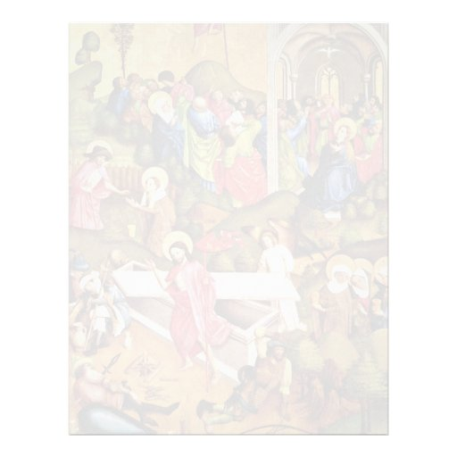 Pentecostal Miracles And Resurrection By Meister D Letterhead Design