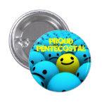 Pentecostal orgulloso pins