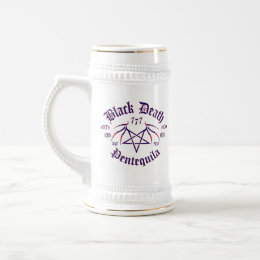 Pentequila Beer Stein