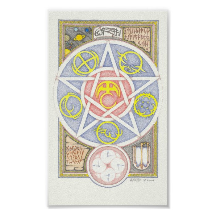 Penticle Poster