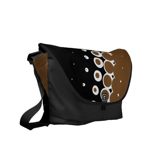 Penumbra Ebony (Brown) Messenger Bag