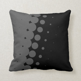 Penumbra Ebony (Smoke) Pillow