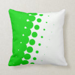 Penumbra Ivory (Lime) Pillow