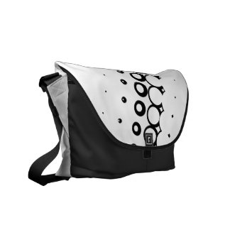 Penumbra Ivory (White) Messenger Bag