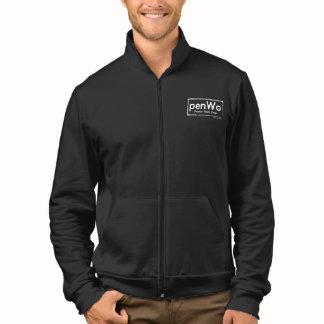 Men's American Apparel California Fleece Zip Jogger