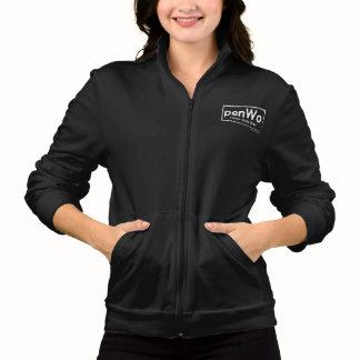 Women's American Apparel California Fleece Zip Jogger