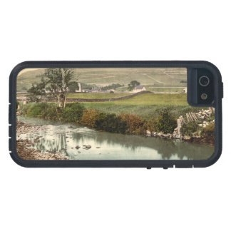 Penyghent, Yorkshire, England iPhone SE/5/5s Case