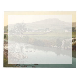 Penyghent, Yorkshire, England Notepad