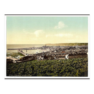Penzance, general view, Cornwall, England classic Postcards