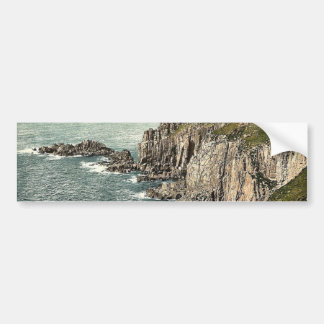 Penzance, Land's End, Cornwall, England classic Ph Bumper Sticker