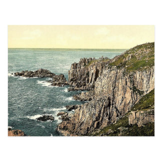 Penzance, Land's End, Cornwall, England classic Ph Post Cards