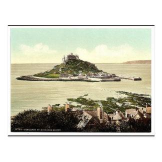 Penzance, St. Michael's Mount, Cornwall, England c Postcards