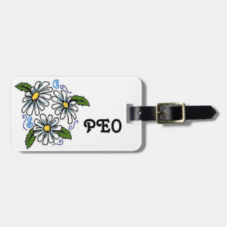 PEO Luggage Tag