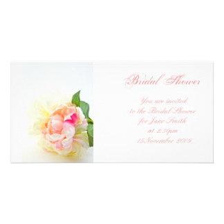 Peonie Bunch 2 - Bridal Shower Invitation