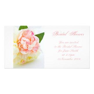 Peonie Bunch - Bridal Shower Invitation
