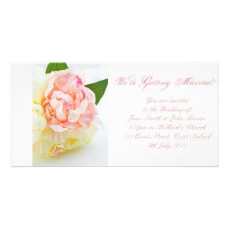 Peonie Bunch - Wedding Invitation