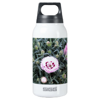 Peonies 10 Oz Insulated SIGG Thermos Water Bottle