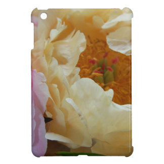 Peonies 12 iPad mini cases