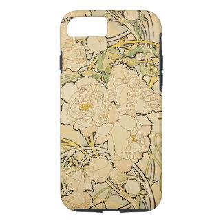 Peonies 1897 funda iPhone 7