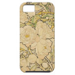 Peonies 1897 iPhone 5 cover