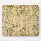 Peonies 1897 mouse pad