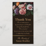 """Peonies 1 Sympathy Thank You matching Stamp<br><div class=""""desc"""">This Floral Painting of peonies bouquet can be used for many occasions. Customizable Fine Art Sympathy Thank You photo card. You can easily change text color, font, size and position by clicking the customize button. Three models are available. Matching Sympathy thank you note card, sympathy thank you postage and label,...</div>"""