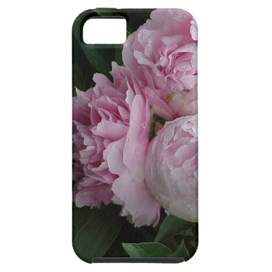 Peonies Case for iPhone
