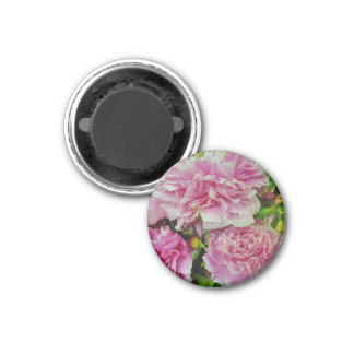Peonies French Country Style Magnet