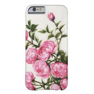 Peonies iPhone 6 Case