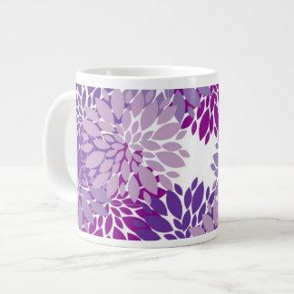 Peonies.jpg Large Coffee Mug
