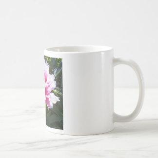 Peonies Classic White Coffee Mug