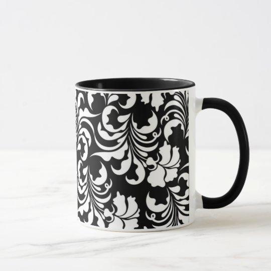 peonies mug