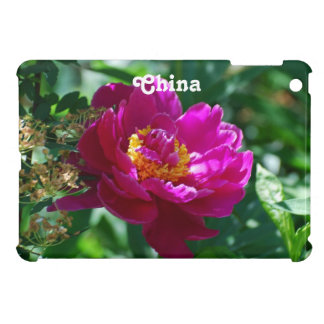 Peonies of China Case For The iPad Mini