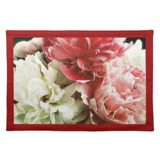 Peonies Placemats