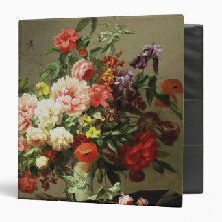 Peonies, Poppies and Roses, 1849 Binder