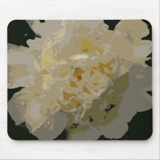 Peony After th Rain Mouse Pad