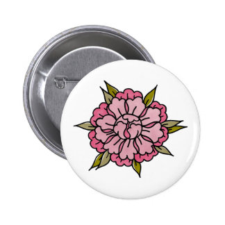 PEONY // badge. Button