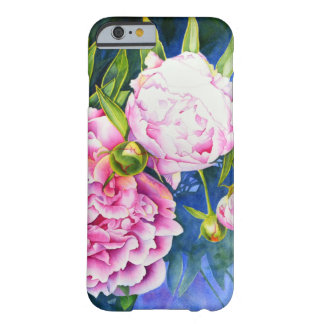 Peony Barely There iPhone 6 Case