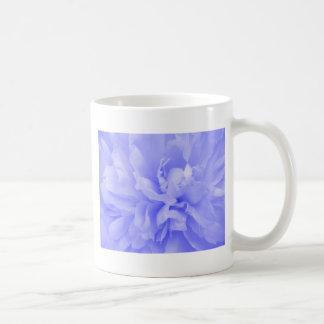 Peony de neón del resplandor taza