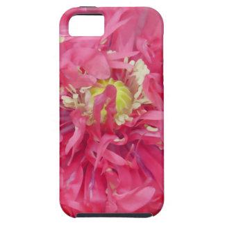 Peony flower petals iPhone 5 case