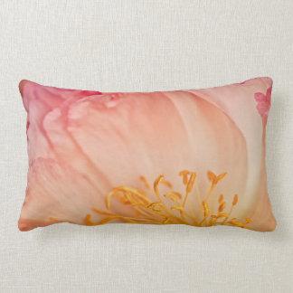 Peony Flower Throw Pillows