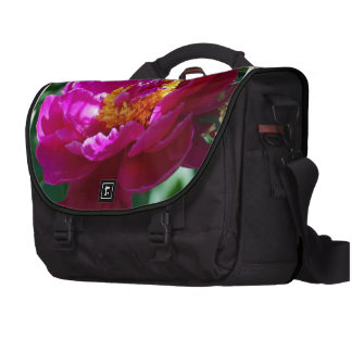 Peony Flowers Bag For Laptop