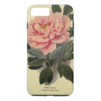 Peony iPhone 7 Plus, Tough iPhone 7 Plus Case
