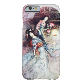 Peony Lantern Barely There iPhone 6 Case